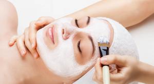 tratamiento facial con colageno