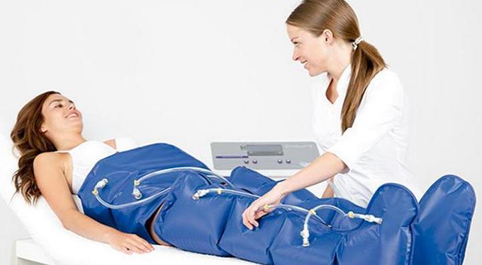 tratamiento presoterapia madrid